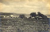 Landscape view of Atlit, Carmel Coast, taken 1912 by Leo Kann.