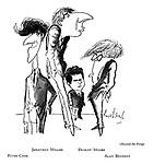 Beyond the Fringe: Peter Cook, Jonathan Miller, Dudley Moore, Alan Bennett