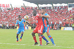 Universitario de Popayán igualó como local 1-1 ante América. Fecha 5 cuadrangulares de ascenso Torneo Águila 2016.