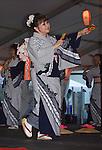 Lilting Jamponese Traditnl Dancer