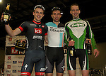 The Genesis Madison team at the London Bike Show <br />