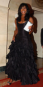 Natalie Cole arrives at the White House in Washington, DC on February 22, 2004 to attend the 2004 National Governors Association Dinner hosted by United States President George W. Bush..Credit: Ron Sachs / CNP