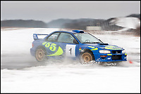 BNPS.co.uk (01202 558833)<br /> Pic: H&amp;H/BNPS<br /> <br /> The rally car in action.<br /> <br /> A remarkable rally car that was driven by racing legend Colin McRae has emerged for &pound;200,000. <br /> <br /> The Subaru Impreza was the Japanese marque's first ever 'World Rally Car' and was produced ahead of the 1997 World Rally Championships. <br /> <br /> The International Automobile Federation announced changes to allow vehicle specifications ahead of the season and the Subaru World Rally Team responded with the model shown here. <br /> <br /> This particular example is so significant because it's chassis 001 - the first to ever come off the production line. <br /> <br /> The 1997 Subaru Impreza WRC will be sold by H&amp;H auctioneers at the Royal Automobile Club in Kent on June 6