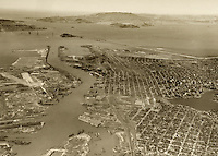 Oakland Historical Aerial Photography