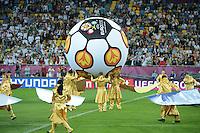 FUSSBALL  EUROPAMEISTERSCHAFT 2012   VORRUNDE Deutschland - Portugal          09.06.2012 Impression vom Rahmenprogramm