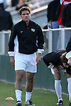 16 December 2007: Wake Forest's Julian Valentin. The Wake Forest University Demon Deacons defeated the Ohio State Buckeyes 2-1 at SAS Stadium in Cary, North Carolina in the NCAA Division I Mens College Cup championship game.