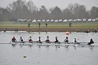 008 AbingdonRC MasE.8+..Marlow Regatta Committee Thames Valley Trial Head. 1900m at Dorney Lake/Eton College Rowing Centre, Dorney, Buckinghamshire. Sunday 29 January 2012. Run over three divisions.