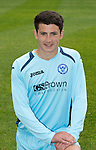 St Johnstone FC Season 2012-13 Photocall.Robbie Norrie.Picture by Graeme Hart..Copyright Perthshire Picture Agency.Tel: 01738 623350  Mobile: 07990 594431