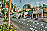 Luxury Window Shopping, Beverly Hills,  CA, Rodeo Drive,