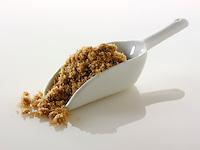 Light Moscavado granulated sugar