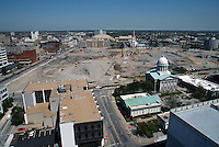 1997 APRIL 03..Redevelopment..Macarthur Center.Downtown North (R-8)..LOOKING NORTH...NEG#.NRHA#..