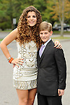 A family's Bar Mitzvah portraits at Westchester Jewish Center, Mamaroneck, New York.