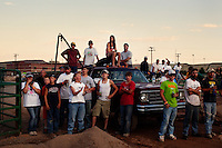 Thermopolis, Wyoming, August 20, 2011 -