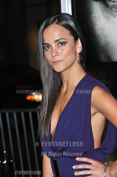 """Alice Braga at the world premiere of her new movie """"The Rite"""" at ... Eyecontact"""