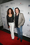 Yvonne Maria Schaefer and Federico Castelluccio Attend The 2013 Skating with the Stars honoring B Michael and Andrea Joyce -A benefit gala for Figure Skating in Harlem Held At Trump Rink, Central Park, NY
