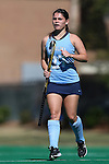 25 October 2014: North Carolina's Gab Major. The University of North Carolina Tar Heels hosted the Wake Forest University Demon Deacons at Francis E. Henry Stadium in Chapel Hill, North Carolina in a 2014 NCAA Division I Field Hockey match. UNC won the game 3-1.