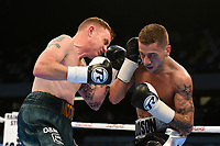 Lucien Reid defeats Michael Mooney during a Boxing Show at the Copper Box Arena on 20th May 2017