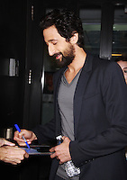AUG 25 Adrien Brody at Good Day
