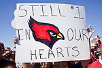 Cardinals Homecoming Rally