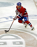 3 February 2007: Montreal Canadiens right wing forward Alexei Kovalev (27) of Russia in action against the New York Islanders at the Bell Centre in Montreal, Canada. The Islanders defeated the Canadiens 4-2.Mandatory Photo Credit: Ed Wolfstein Photo *** Editorial Sales through Icon Sports Media *** www.iconsportsmedia.com