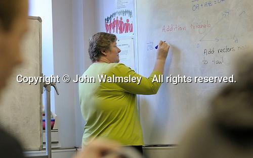 6th Form Maths teacher, state secondary school.