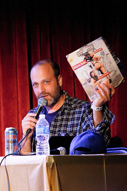 H. Jon Benjamin - Dave Hill's Tasteful Nudes - The Bell House - Brooklyn - May 24, 2012