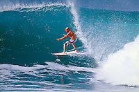 Mick Fanning (AUS), Backdoor, North Shore Hawaii..photo:  joliphotos.com