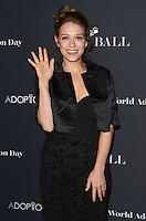 LOS ANGELES, CA - NOVEMBER 11: Bethany Joy Lenz at the 2nd Annual Baby Ball Gala at NeueHouse Hollywood on November 11, 2016 in Los Angeles, California. Credit: David Edwards/MediaPunch