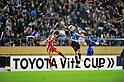 Asuna Tanaka (Leonessa),.NOVEMBER 30, 2011 - Football / Soccer : TOYOTA Vitz Cup during Frendiy Women's Football match INAC Kobe Leonessa 1-1 Arsenal Ladies FC at National Stadium in Tokyo, Japan. (Photo by Jun Tsukida/AFLO SPORT) [0003] .