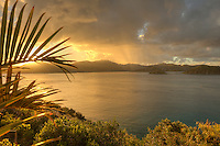 East End Sunset<br /> St. John<br /> U.S. Virgin Islands