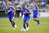 Korede Alyegbusi...Kansas City Wizards defeated Philadelphia Union 2-0, at Community America Ballpark, Kansas City, Kansas.