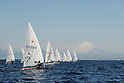 General View, FEBURARY 12, 2012 - Sailing : 2012 Japan National team and the World Championship team selection race, at Hayama, Kanagawa, Japan. (Photo by Atsushi Tomura/AFLO SPORT) [1035]