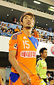Isao Honma (Albirex), SEPTEMBER 24, 2011 - Football / Soccer : Isao Honma of Albirex Niigata enters the pitch before the 2011 J.League Division 1 match between Jubilo Iwata 1-0 Albirex Niigata at Yamaha Stadium in Shizuoka, Japan. (Photo by AFLO)