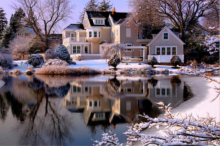 Views of Babylon Village, Long Island, New York