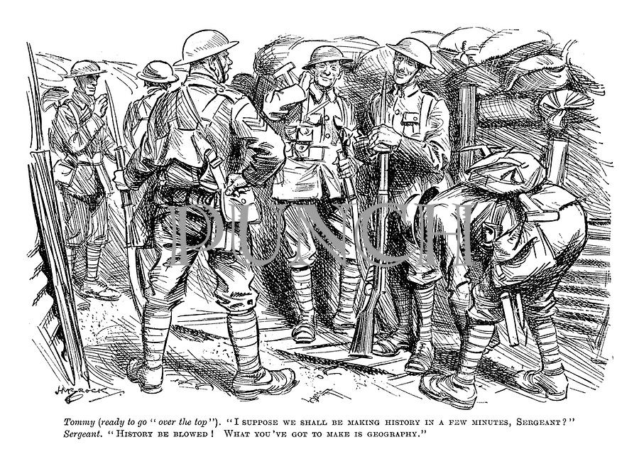 WW1 cartoons from Punch magazine by HM Brock | PUNCH ...