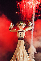 ZOZOBRA Santa Fe photos
