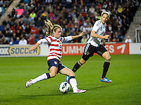 USWNT vs Germany, October 20, 2012