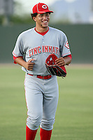 Ismael Guillon - AZL Reds - 2010 Arizona League.Photo by:  Bill Mitchell/Four Seam Images..