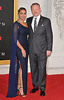 Allegra Riggio and Jared Harris at the &quot;The Crown&quot; TV premiere, Odeon Leicester Square cinema, Leicester Square, London, England, UK, on Tuesday 01 November 2016. <br /> CAP/CAN<br /> &copy;CAN/Capital Pictures /MediaPunch ***NORTH AND SOUTH AMERICAS ONLY***
