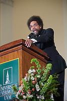 20110225 Cornel West Speaks at Ira Allen