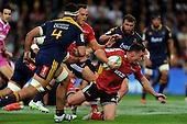AI120513 Dunedin-Rugby, Highlanders V Crusaders 21 February 2015