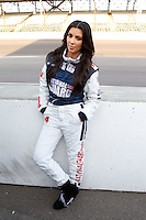 Entertainment - Kim Kardashian-Indy 500-Indianapolis, IN