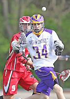 Guerin Boys Varsity Lacrosse vs. Park Tudor 5-6-14