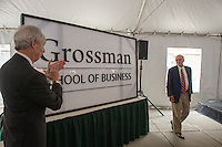 20150921 Foundation Grossman Gift Announcement Event
