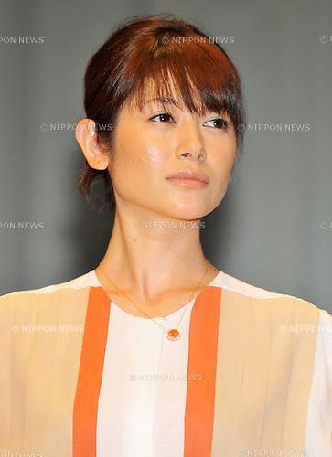 "Yoko Maki, April 19, 2012. : Tokyo, Japan : Actress Yoko Maki attends a premiere for the film ""Gaijikeisatsu"" In Tokyo, Japan, on April 19, 2012."