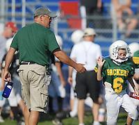 PeeWee Football - Packers vs Mustangs Oct 6, 2007