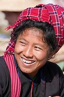 Myanmar, Burma, Inle Lake Markets