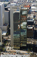 aerial photograph of Chase Tower, Phoenix, Arizona
