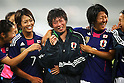 (L to R) Kozue Ando, Megumi Takase, Yuki Nagasato (JPN), September 11, 2011 - Football / Soccer : Women's Asian Football Qualifiers Final Round for London Olympic Match between Japan 1-0 China at Jinan Olympic Sports Center Stadium, Jinan, China. (Photo by Daiju Kitamura/AFLO SPORT) [1045]