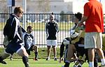 2006.11.10 MLS: Houston Training